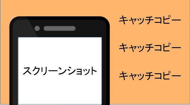 スクリーンショットの例